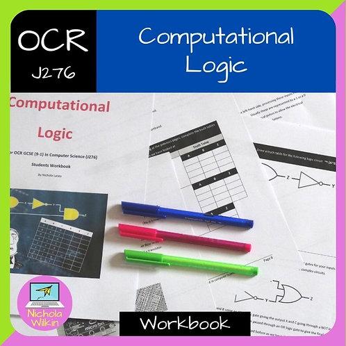 OCR Computational Logic Workbook