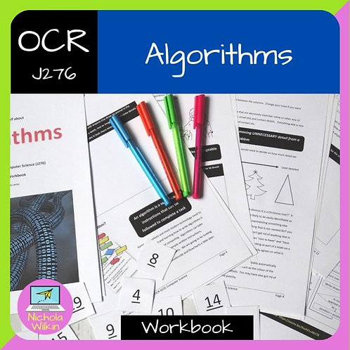 OCR Algorithms Workbook