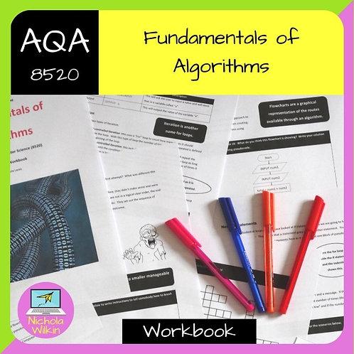 AQA Fundamentals of Algorithms Workbook