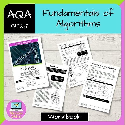 Algorithms AQA GCSE Computer Science Workbook (8525)