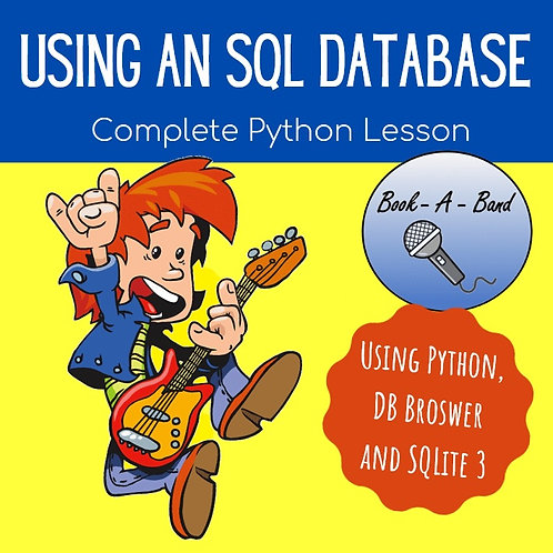 Interrogating an SQL Database using Python
