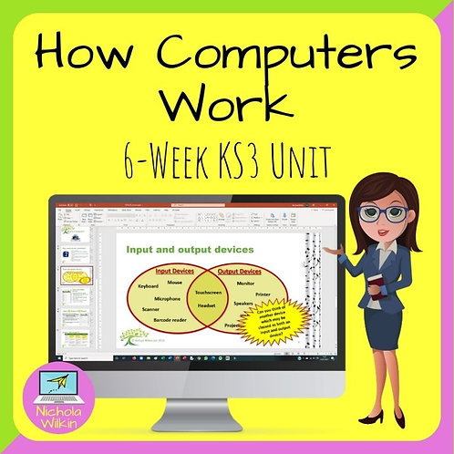 KS3 - How Computers Work