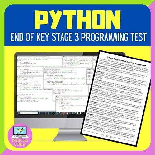 Python Practical Programming Assessment
