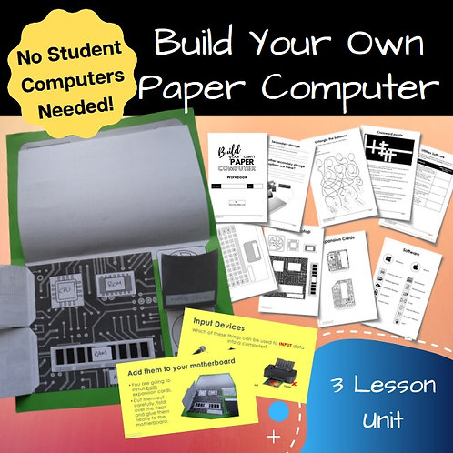 Build Your Own Paper Computer