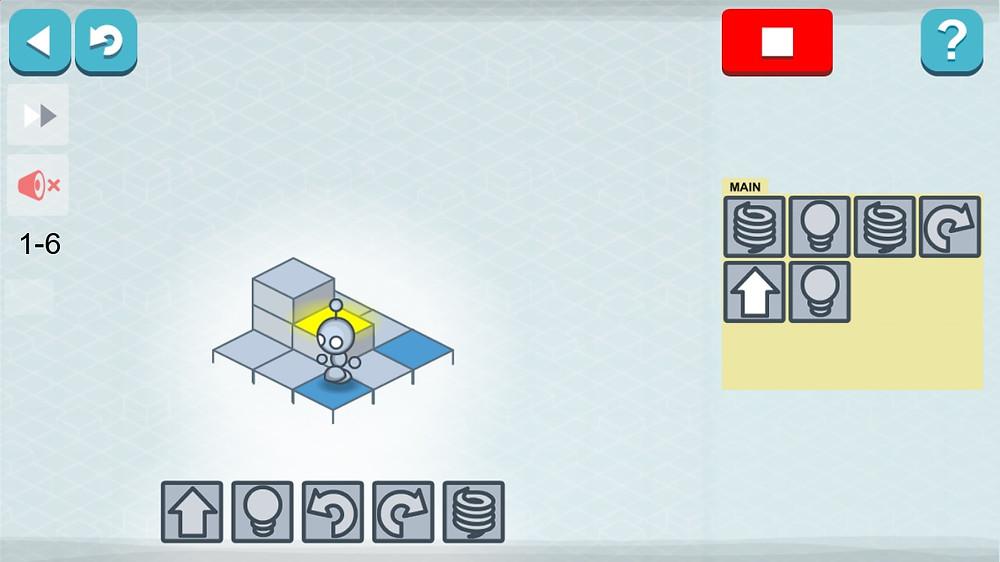 Lightbot Screen