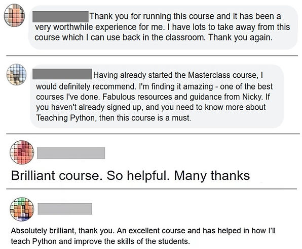 Teacher Trainign Course Reviews