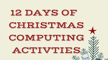 12 Days of Christmas Computing Activities