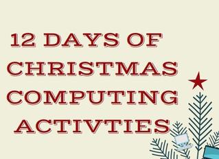 12 Days of Christmas Computing Activities