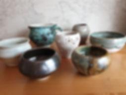 Pottery by Nicky