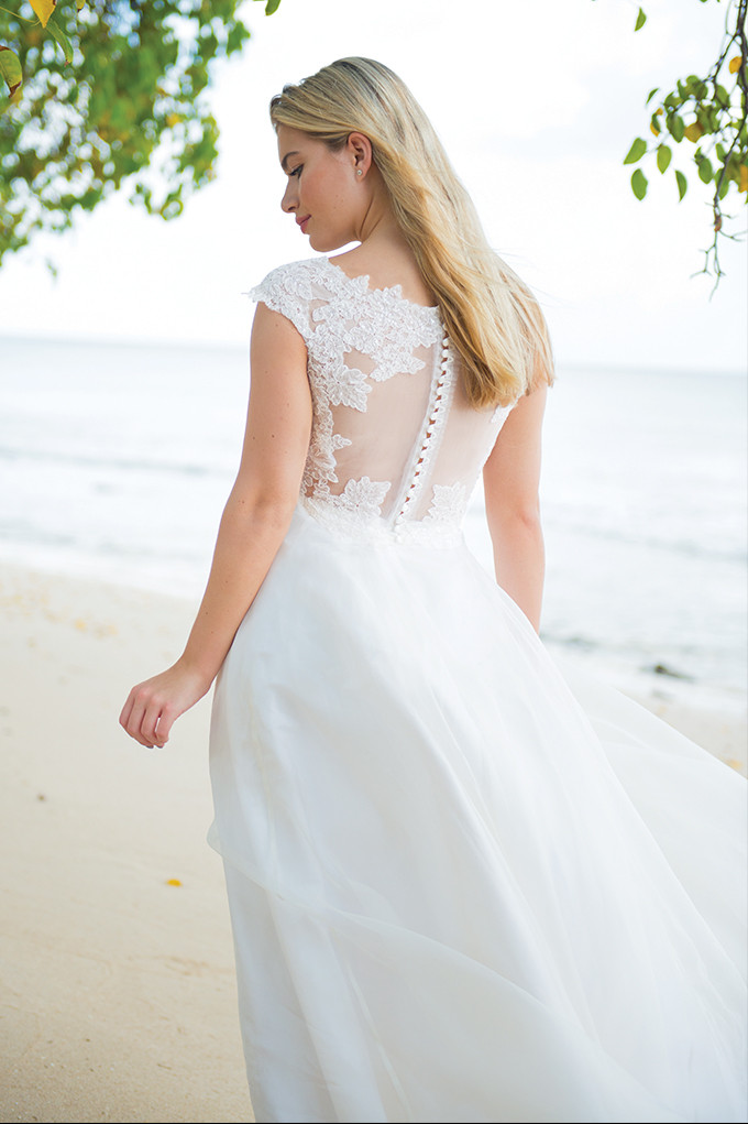 Crystal Cove Bodice / Silver Sands Skirt