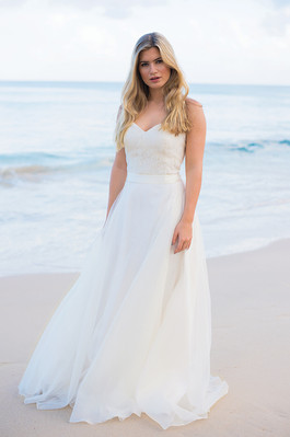Seashell Bodice and Silver Sands Skirt F