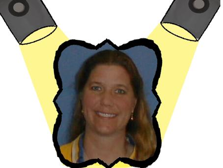 Teacher Spotlight-Mrs. Wolf