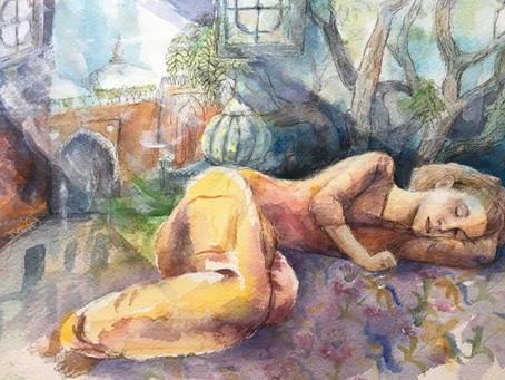 Artist Spotlight-Abi Laughlin