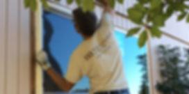 window repair, gutter cleaning
