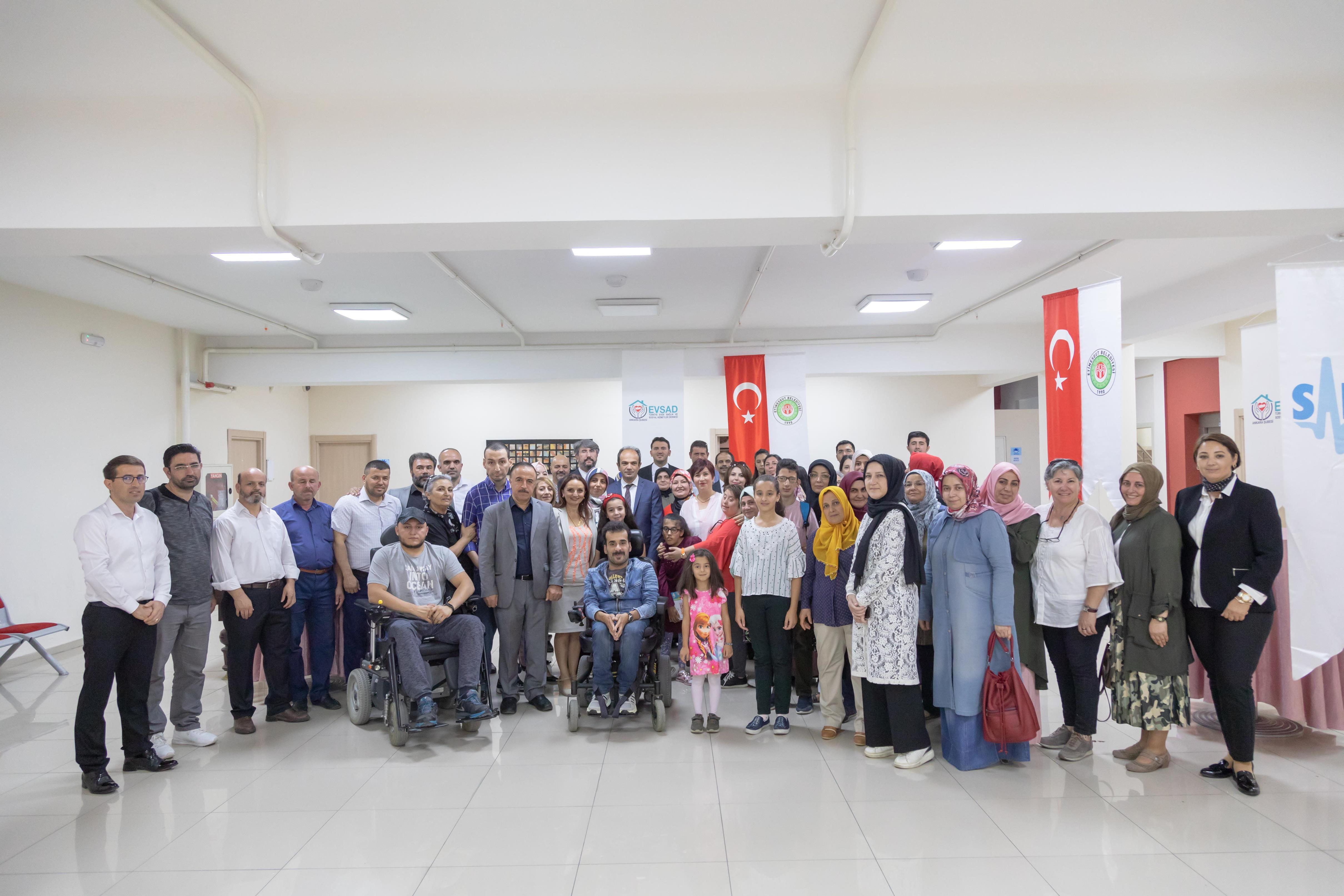 EVSAD Ankara Şubesi