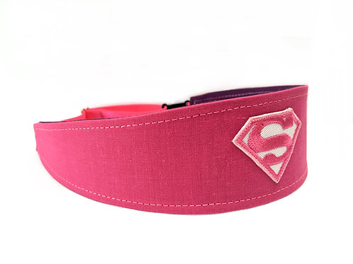 Superhero - Super Girl - Badge