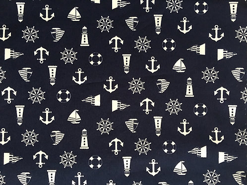 Nautical - Dark Blue