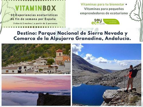 VitaminBox Alpujarra y Sierra Nevada