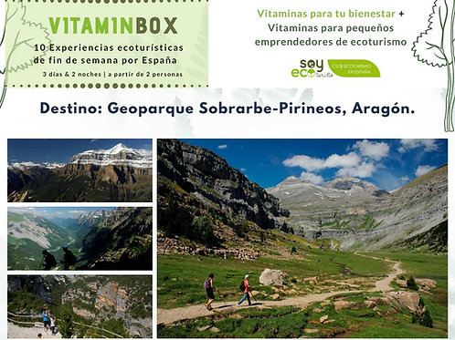 VitaminBox Geoparque Sobrarbe-Pirineos