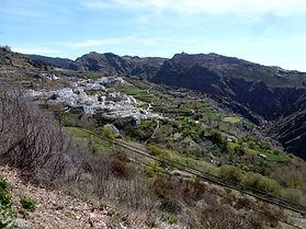 Comarca de la Alpujarra Granadina