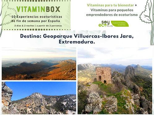 VitaminBox Geoparque Villuercas