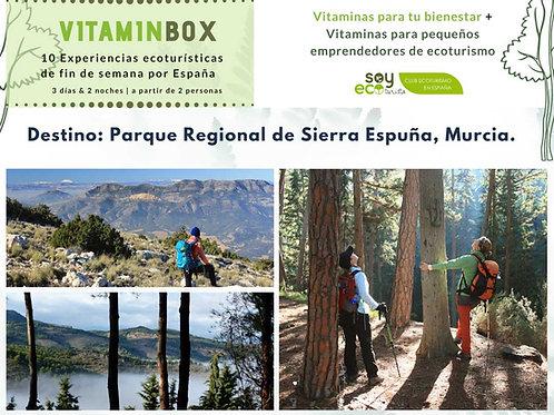 VitaminBox Sierra Espuña