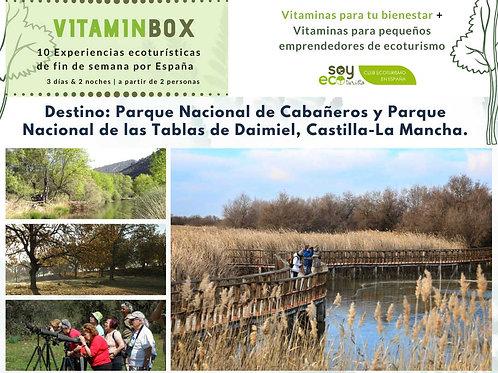 VitaminBox Cabañeros y Tablas de Daimiel