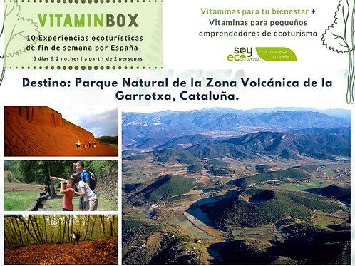 VitaminBox Zona Volcánica de la Garrotxa