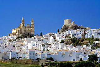 Olvera is a white village (pueblo blanco