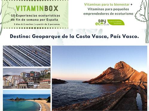 VitaminBox Geoparque de la Costa Vasca