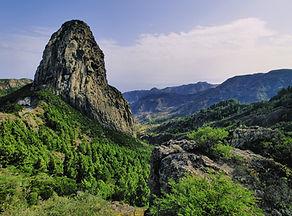 Los Roques(The Rocks), La Gomera, Canary