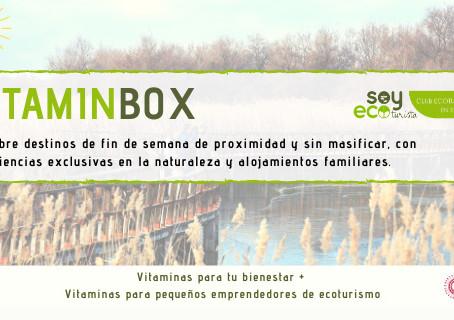 ¡Ya están aquí nuestras VitaminBox!