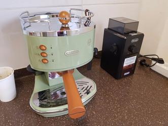 커피머신 등장!!