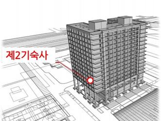 동원건설 - 산업기술대학교 기숙사
