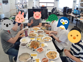 미정 번개 모임 (Feat. 예비 건축사, 마곡 제1공장장, 충남 남바원)