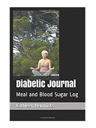 Diabetic Journal - Meal and Blood Sugar Log