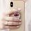 Thumbnail: Pink Watercolor Flower Phone Ring Grip