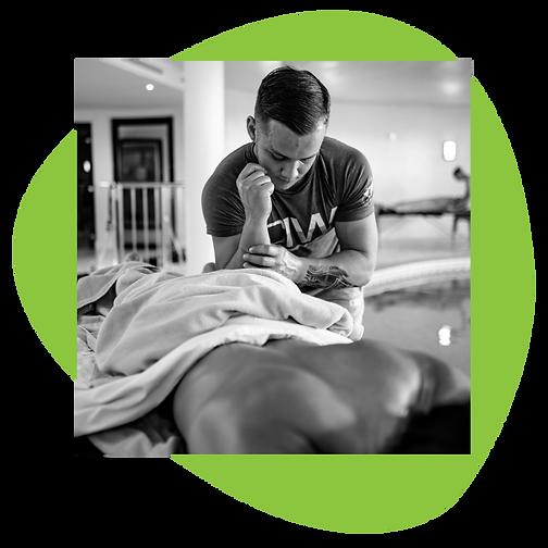 deep tissue massage therapy lexington