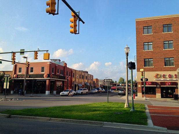 east lansing street