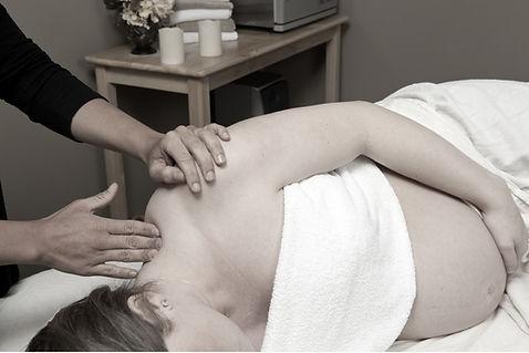 prenatal massage lexington ky
