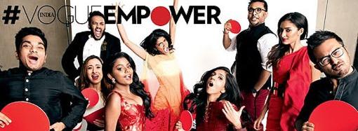 Vogue India, Oct 2014