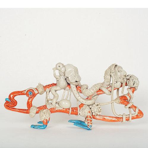 Sculpture by Rohit Mirdoddi
