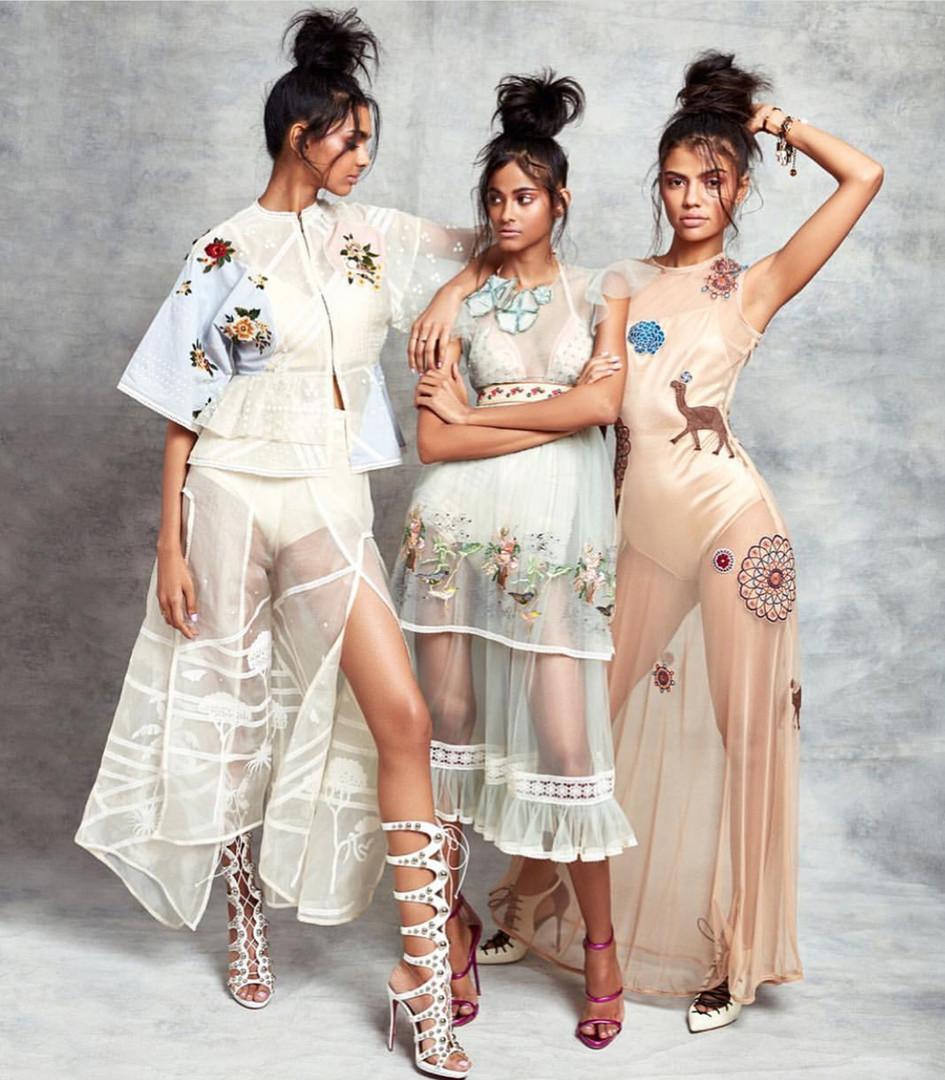 Vogue, Feb 2018