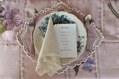 Table Linen by Archana x Vydika