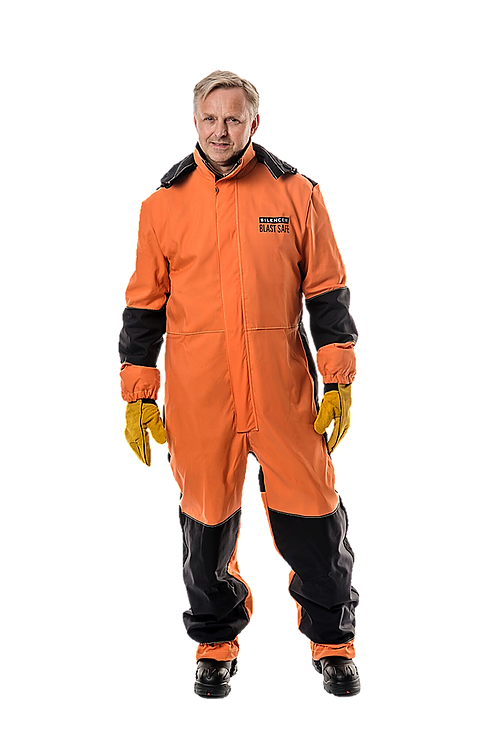 Blastsafe SOURCE - suit for abrasive blasting