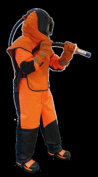 Blastsafe ORIGIN - helmet for abrasive blasting