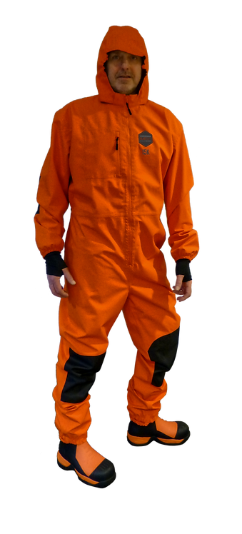 Blastsafe 15K - suit for wet blasting