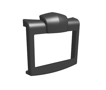 ORIGIN - outer visor frame