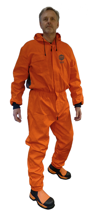 Blastsafe BASE - suit for blast protection
