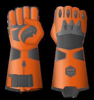 Silencer BlastGlove safety equipment